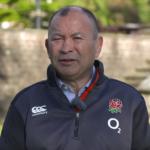 Watch: Eddie Jones on England squad