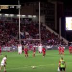 Highlights: Toulon vs Lyon