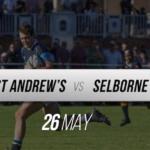 LIVE: St Andrew's vs Selborne