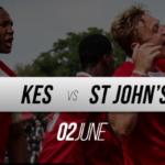 LIVE: KES vs St John's