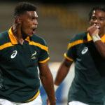 Willemse: Slotting into Junior Boks 'easy'