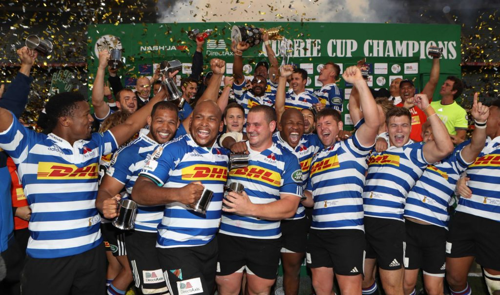 Western Province to warm up in France