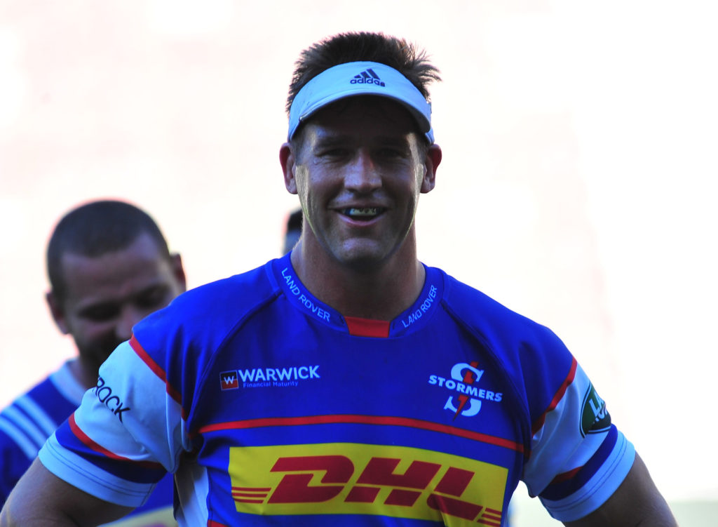 Van Zyl to lead Stormers