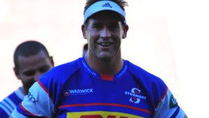Stormers lock Chris van Zyl