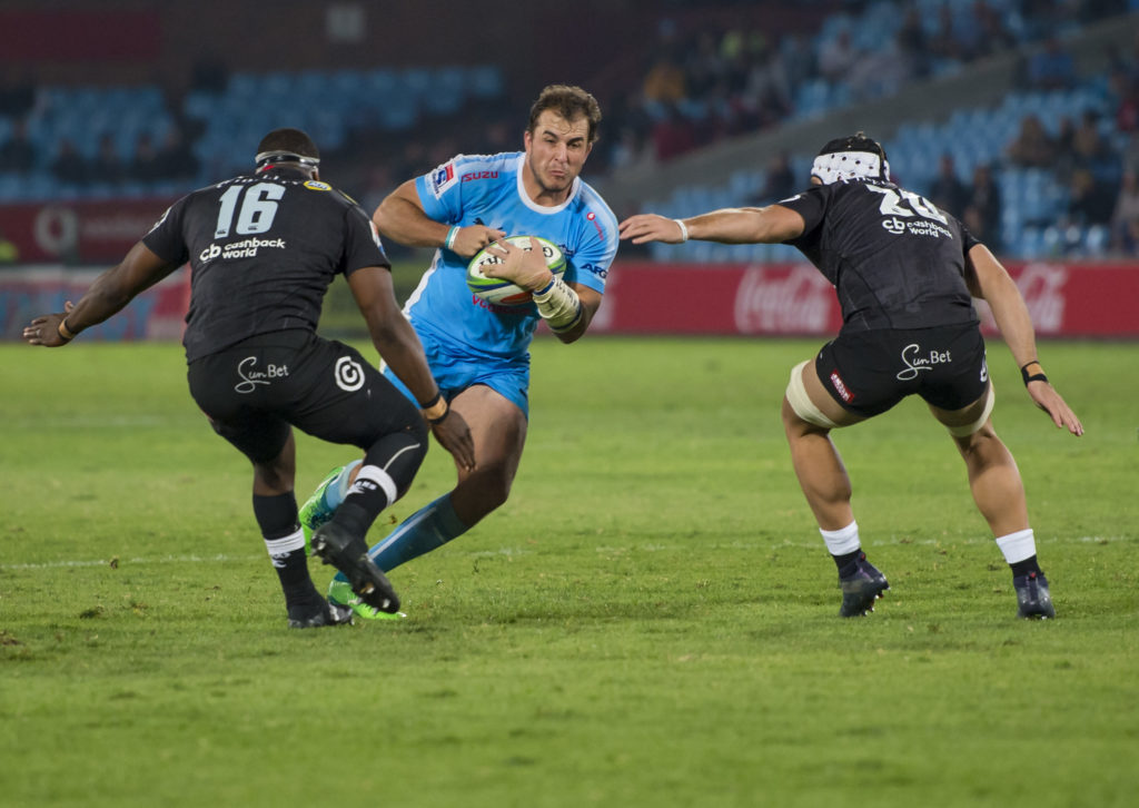 Odendaal boost for Bulls