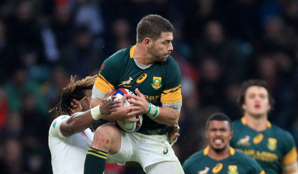 Willie would add value to Boks