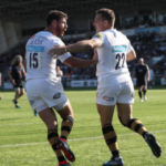 Willie continues to thrill at Wasps