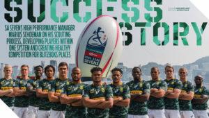 SA sevens rugby