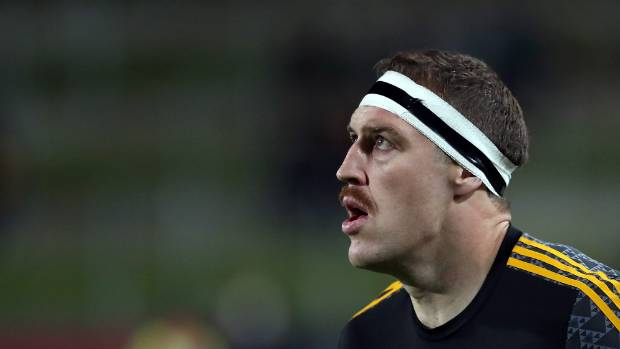 Retallick sticks with New Zealand rugby