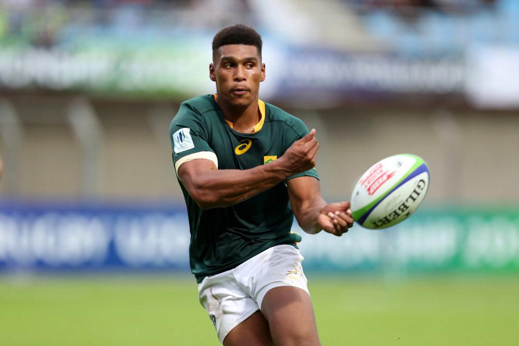 Junior Boks lose Willemse, Du Plessis