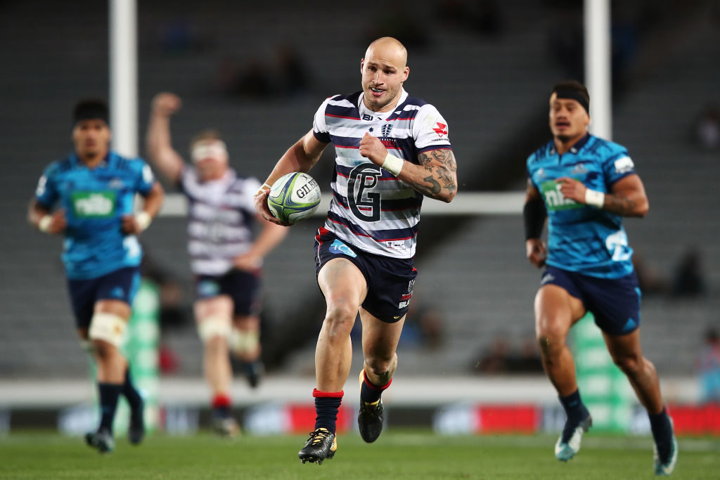 Rebels make history in Auckland
