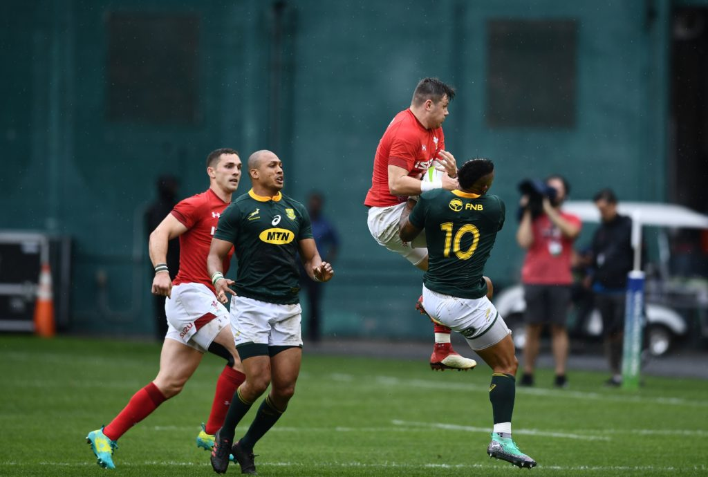 Grounded Boks must learn to fly
