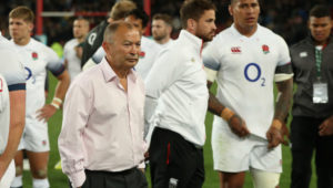Eddie Jones could take a wage cut as the RFU predict financial losses