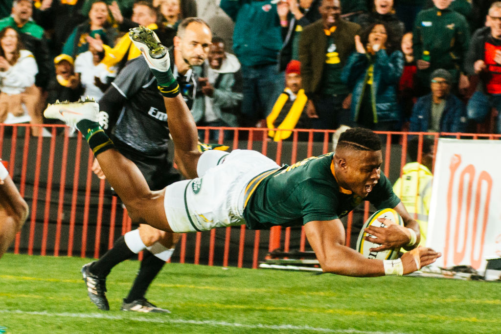 Injuries rob five Springboks of Rugby World Cup ticket