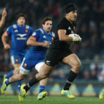 All Blacks wing Rieko Ioane