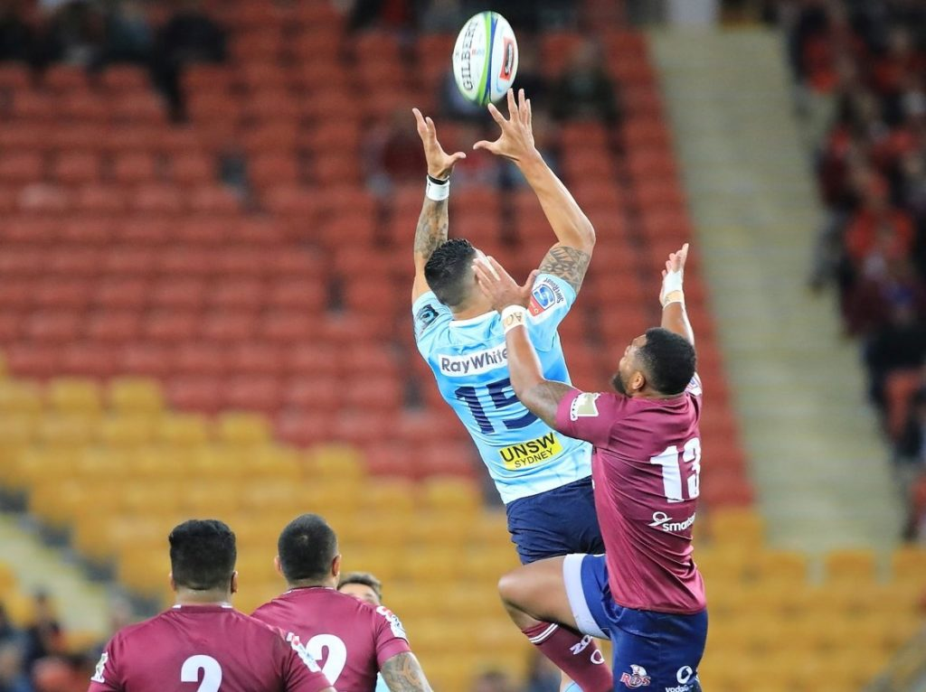 Tahs see off gutsy Reds