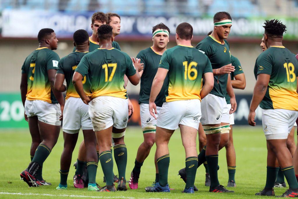 Junior Boks to play in warm-up series