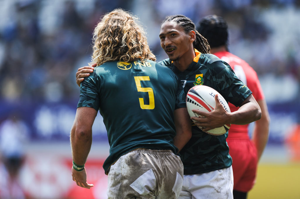 Blitzboks receive Geduld boost