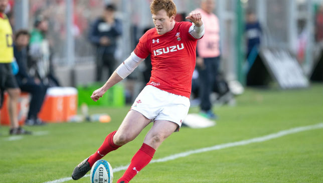 Wales secure series win in Argentina