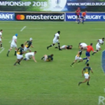 Highlights: England vs Junior Boks
