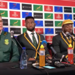 Watch: Bok press conference (Part 1)