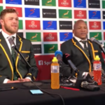 Watch: Bok press conference (Part 2)