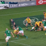 Highlights: Wallabies vs Ireland
