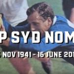 Watch: Syd Nomis tribute