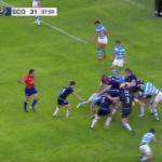 Highlights: Argentina vs Scotland
