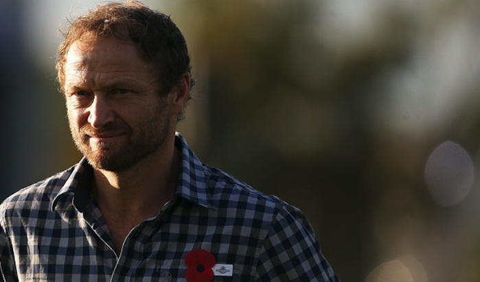 Sunwolves attack coach Tony Brown