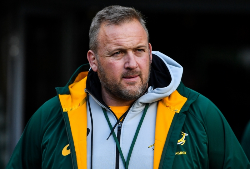 Paper Talk: Proudfoot set to leave Bok coaching staff