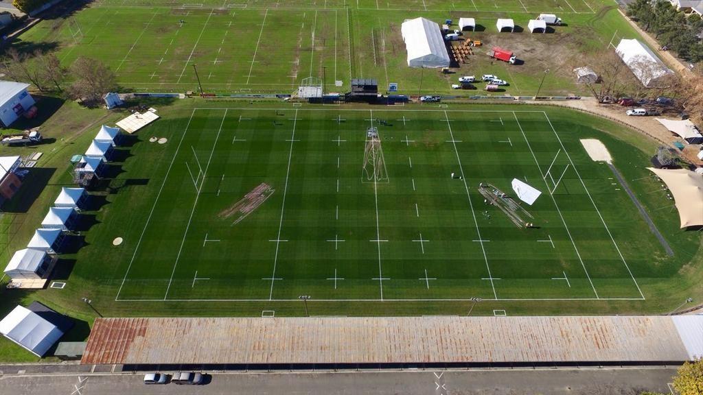 Paarl Boys' High's Brug Street field