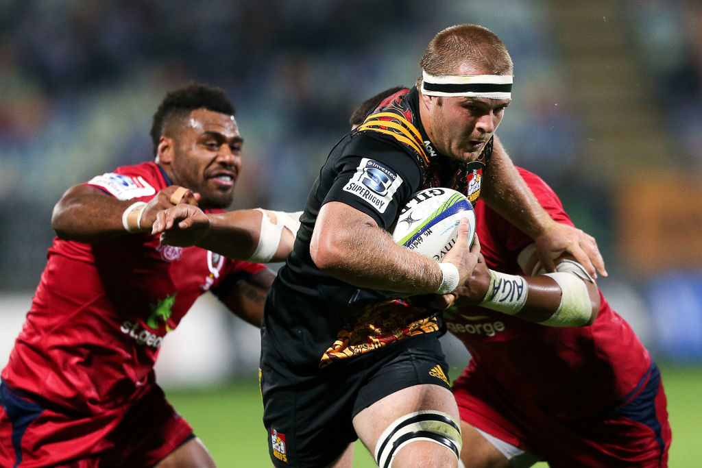 Chiefs beef up pack for Canes
