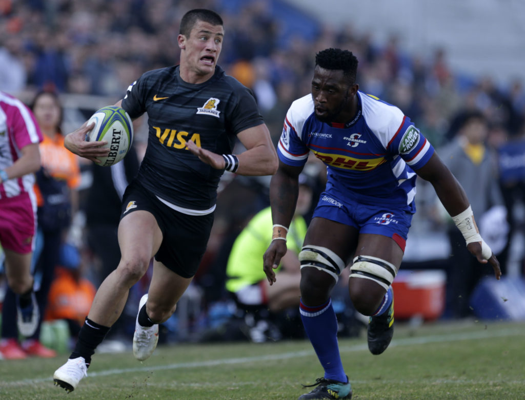 Strong Jaguares to face Stormers