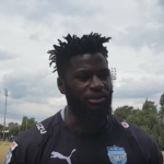 Watch: Ulengo on his injury recovery