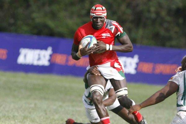 Late Kenya tries stun Zimbabwe