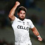 Kobus van Wyk has joined the Hurricanes