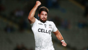 Kobus van Wyk has joined the Hurricanes