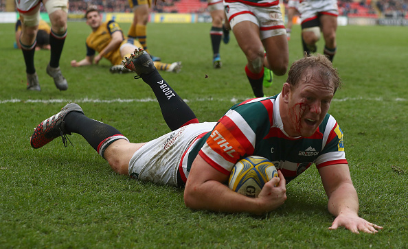 Cilliers to leave Leicester