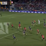 Highlights: Crusaders vs Highlanders