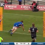Highlights: Stormers vs Sharks