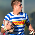 WP centre Dawid Kellerman