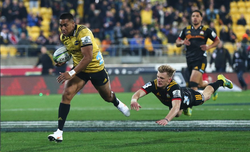 Julian Savea potentially back in Vodacom Super Rugby