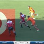 Highlights: Lions vs Jaguares