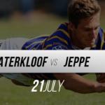 LIVE: Waterkloof vs Jeppe