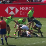 Highlights: Sevens World Cup (Day 2)
