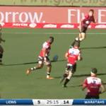 Highlights: Lions vs Waratahs