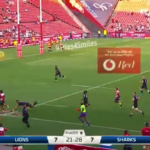Watch: Lions' best Super Rugby tries