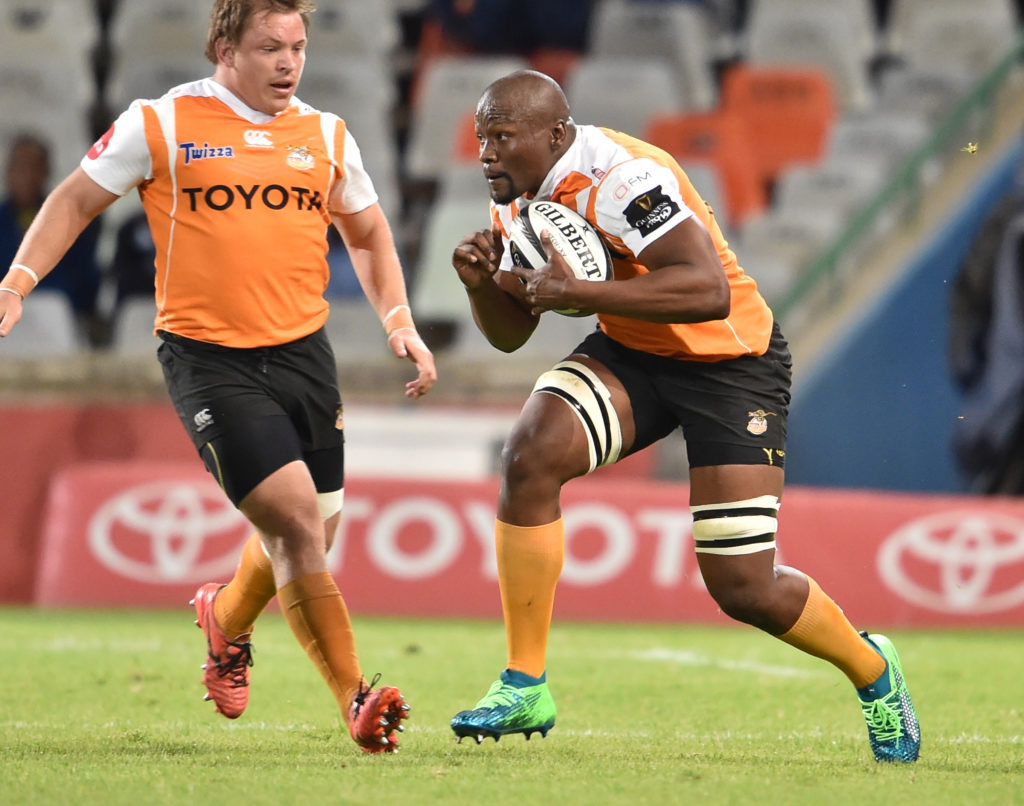 Mohoje ruled out with knee injury