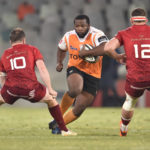 Nche extends Cheetahs stay
